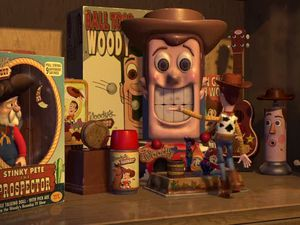 [Disney Project] Toy Story 2