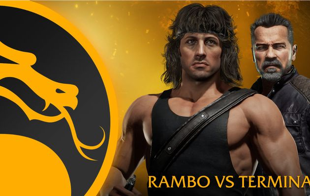 [ACTUALITE] Mortal Kombat 11 Ultimate - Le kombat tant attendu entre Rambo et Terminator en vidéo