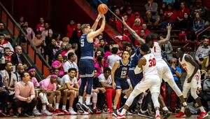 NCAA : le New-Mexico bat Utah State, n°2 de la Mountain West Conference
