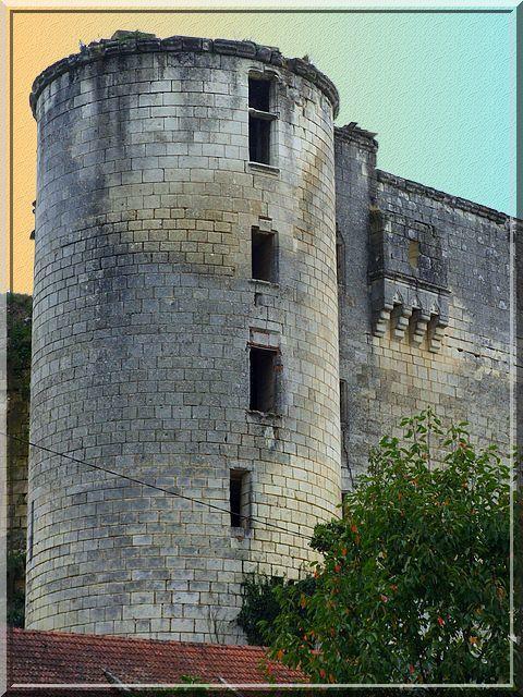 Diaporama château de Villentrois