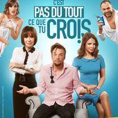 La pièce inédite C'est pas du tout ce que tu crois, avec Norbert Tarayre, diffusée le samedi 19 octobre. - Leblogtvnews.com