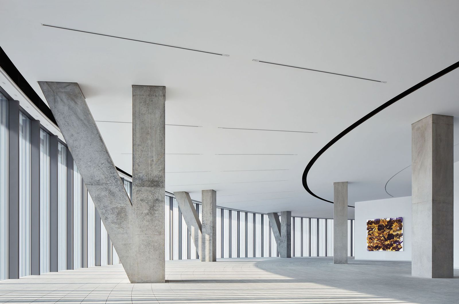 Architectural Design Of The Year: He Art Museum by Tadao Ando Architect & Associates
