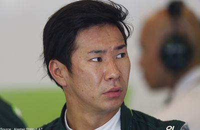 Kamui Kobayashi retourne chez Toyota