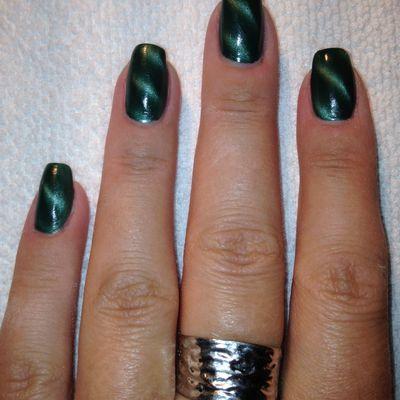 Layla cosmetics mojto green everglam