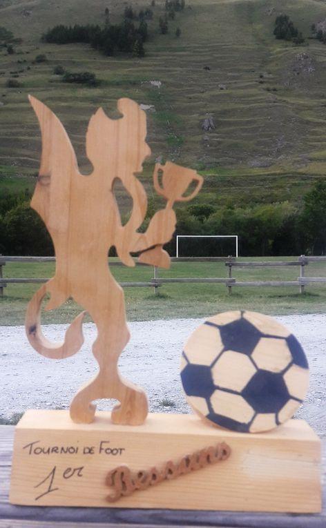 Bessans : tournoi de foot du Club des Jeunes