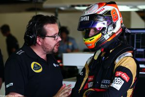 Romain Grosjean au coeur de la stratégie digitale de Total