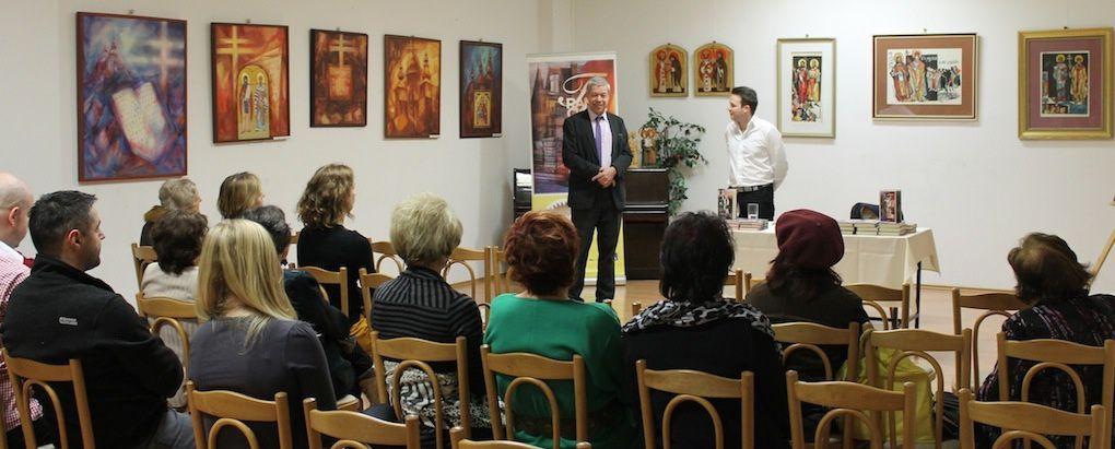 Kosice Zapad - Gymnazium sv.T.Akvinskeho-Art Forum