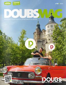 "Parution du magazine ""Doubs Mag"""