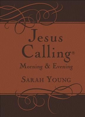 (ePub) DOWNLOAD FREE Jesus Calling Morning and Evening Devotional By Sarah  Young Free Online