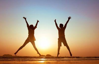 La felicità è qualcosa che si fa!