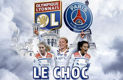 Lyon / Paris SG (Women's Champions League) en direct ce mercredi sur Canal+ et beIN SPORTS !