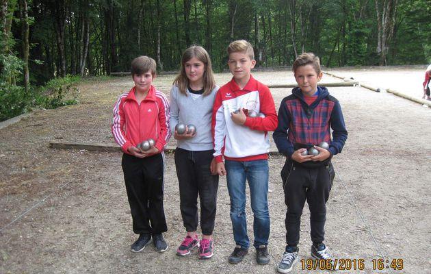 Championnat Doublette de Corrèze
