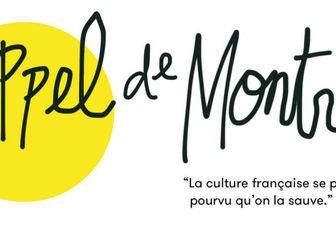 L'appel de Montreuil pour les arts et la culture