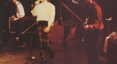 U2 -October Tour -15/11/1981 -New Haven -USA -Toad's Place