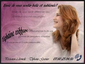 Book photo / coiffure / maquillage / ongle secteur nonancourt