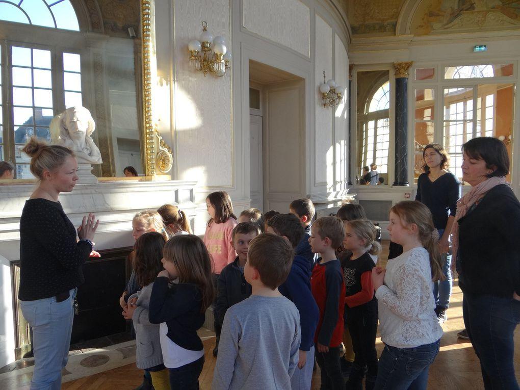Visite de l'opéra