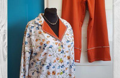 Pyjama de printemps