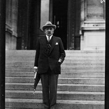 Georges Leygues, 25 septembre 1920