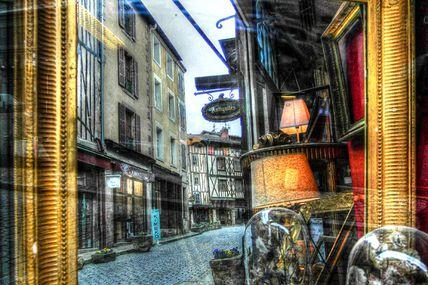 """""""La rue"""", une exposition du photo club SNCF de Limoges"""