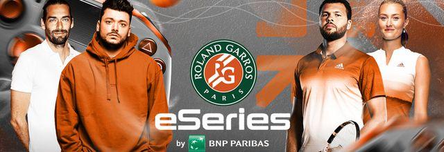 Le Roland-Garros eSeries by BNP Paribas à suivre dès ce lundi