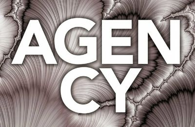 """William Gibson - """"Agency"""""""