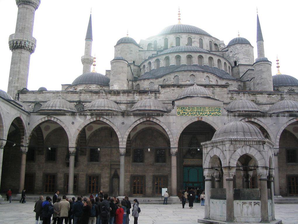 Weekend à Istanbul