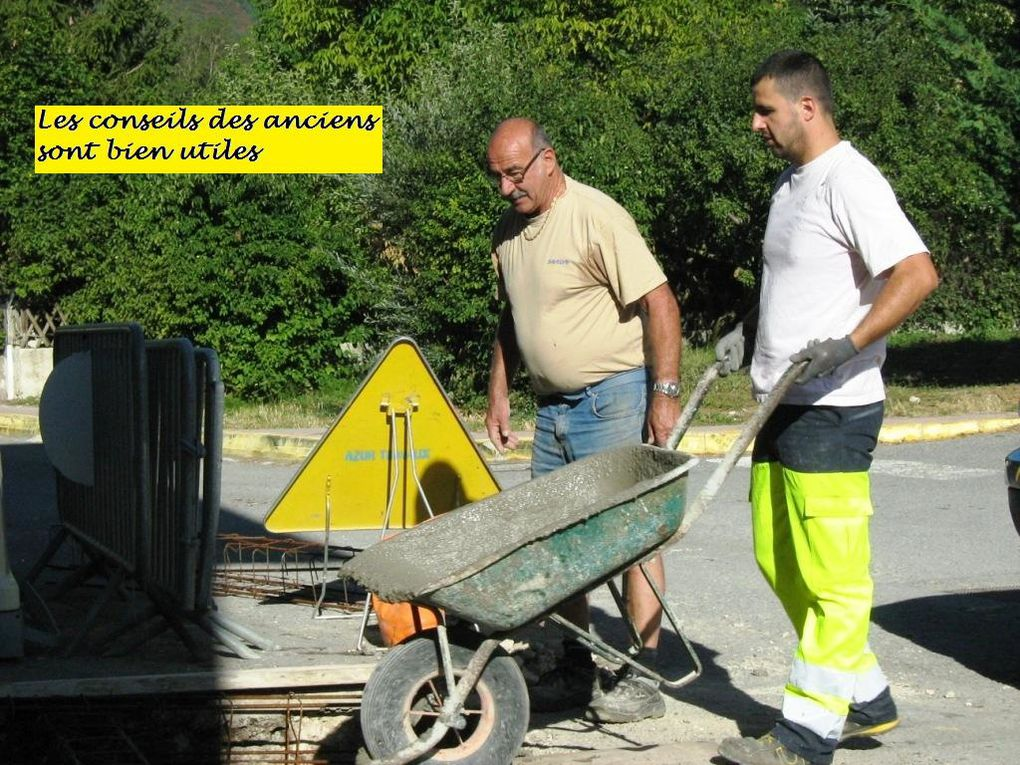 Allons :  Travaux collectifs