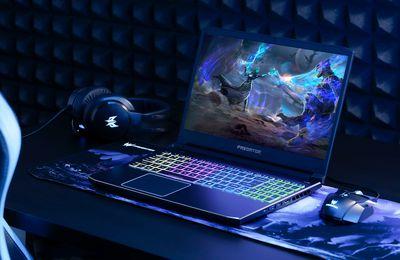 Acer présente le nouveau Predator Helios 300