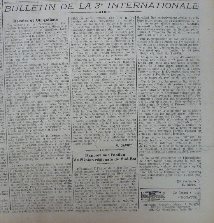Album - La Vie Ouvrière