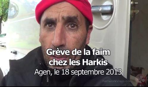 Grève de la faim chez les Harkis: les revendications de Boaza Gasmi