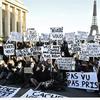 """Des milliers de personnes ont manifesté contre la loi """"sécurité globale"""""""