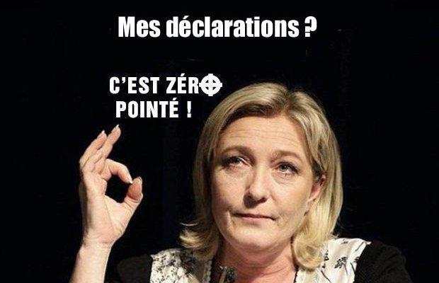 """Le Pen : """"le fondamentalisme ne pousse pas dans les prairies normandes"""""""