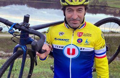 Cyclo-cross Christophe Deluche veut laisser une trace...