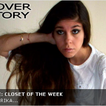The Fashion Spot: Closet of the Week! - Weardrobe