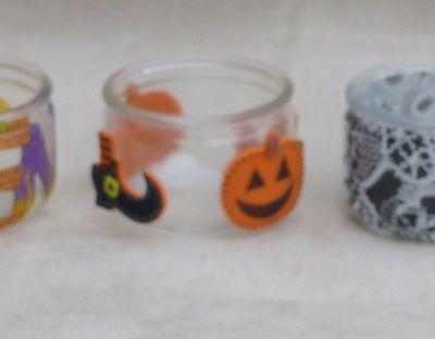 Pots d'Halloween