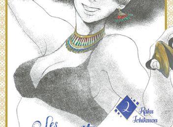 Les nuits d'Akşehir – Tome 2. Raku ICHIKAWA – 2017 (Manga)