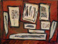 Sylvie Sciancalepore - Peintures avril 2004 (Cliquez pour agrandir et faire défiler)