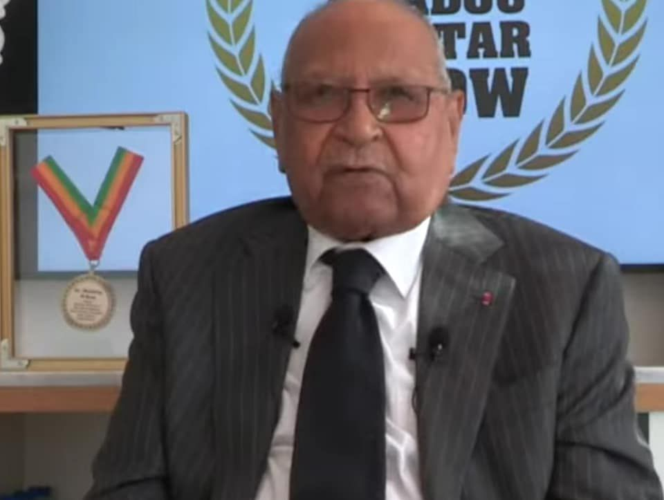 «M. Amadou Mahtar M'BOW, un centenaire et ancien Directeur général de l'UNESCO, une conscience morale universelle ou la légende des siècles» par M. Amadou Bal BA, http://baamadou.over-blog.fr/.