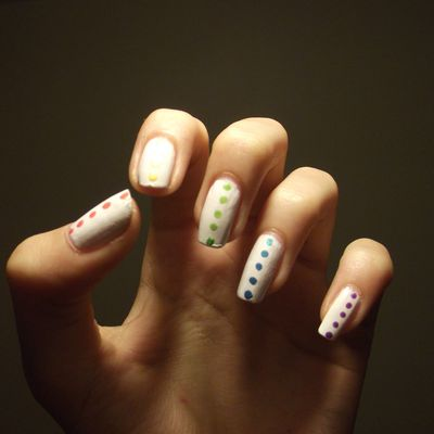 NPAssion blog nail art