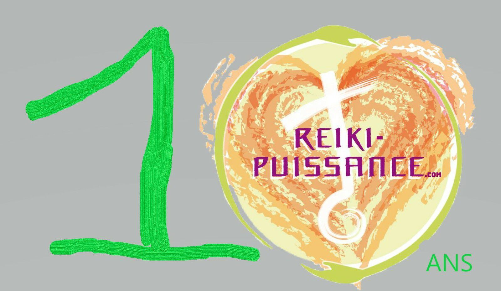 10 Ans du blog : 1ere surprise - Reiki Lightarian (Gratuit)
