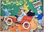 PUBLICITES : AUTOUR  DE  L'AUTOMOBILE...