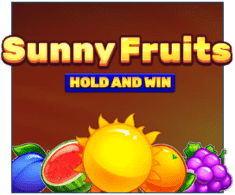 machine a sous mobile Sunny Fruits logiciel Playson