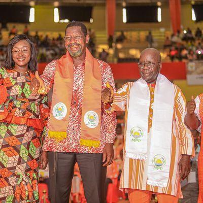 Présidence du MPP: Alassane Bala Sakandé succède à Simon Compaoré
