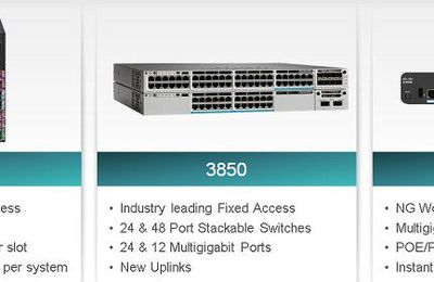 Cisco 3800 AP and Multigigabit Ethernet (mGig)
