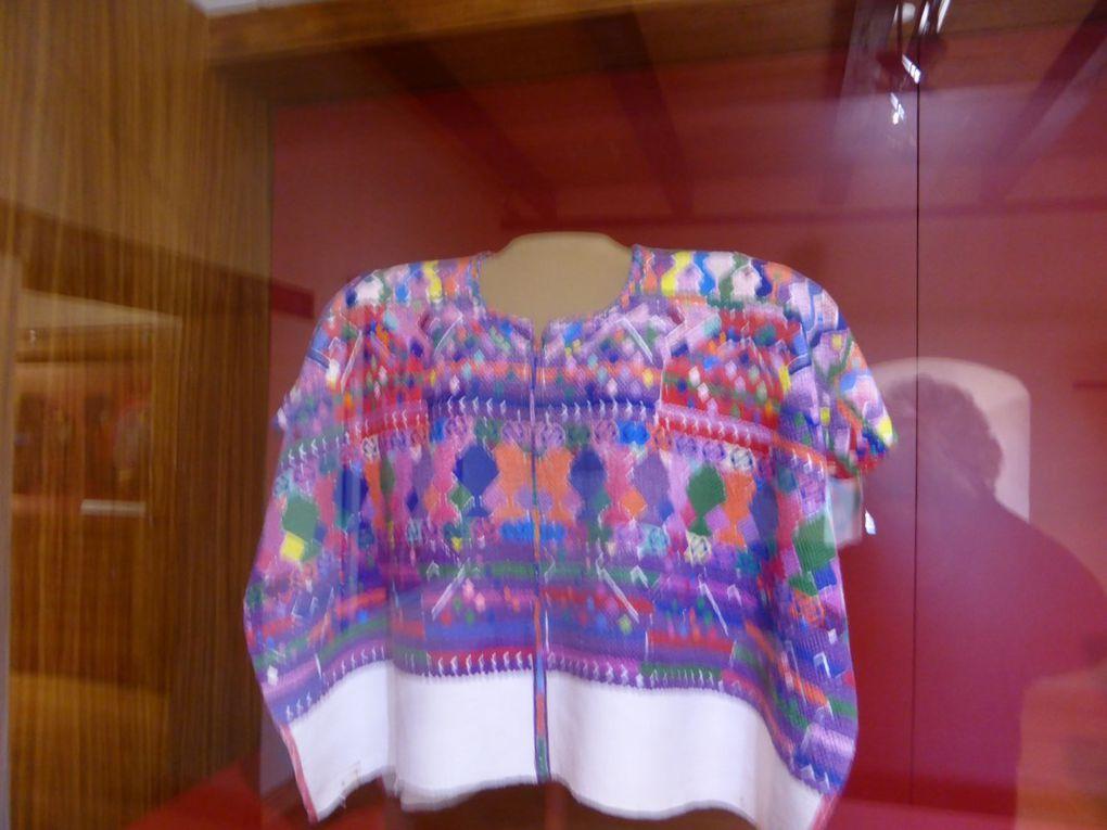 Le centre culture de Los Altos - Les tissus du Chiapas - Merveilloso