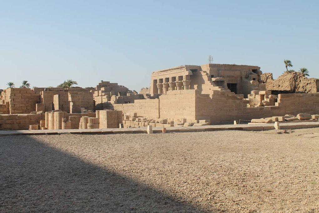 2 - Abydos et Dendérah, première journée au pays des dieux et des pharaons