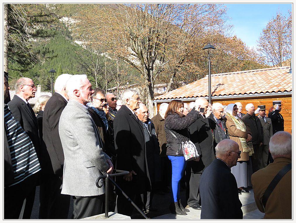 Saint André les Alpes : un hommage vibrant aux Harkis de St André