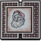 Tuto: Carte pliée pour Noël - Créer Soi Même