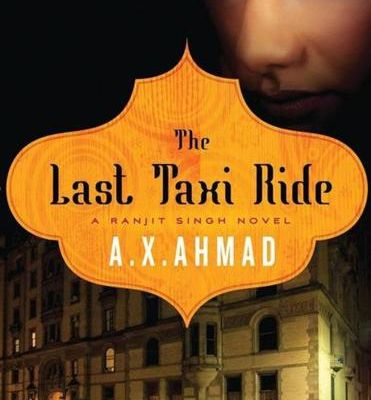 The last taxi ride by A.X. Ahmad