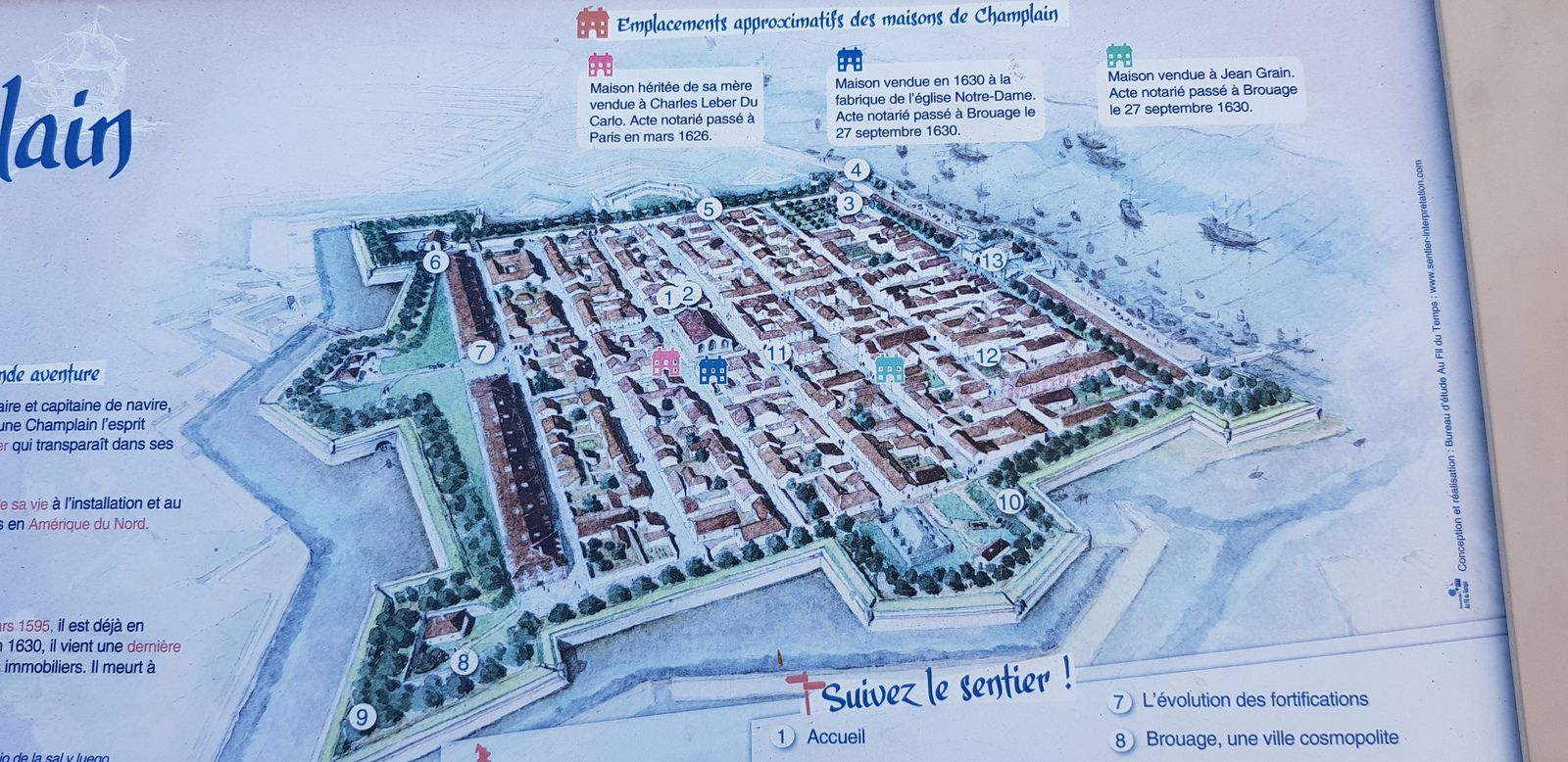 Brouage près de Rochefort